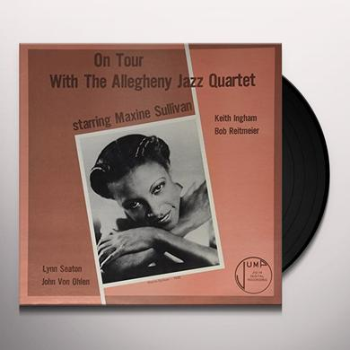 Maxine Sullivan ALLEGHENY JAZZ QUARTER Vinyl Record