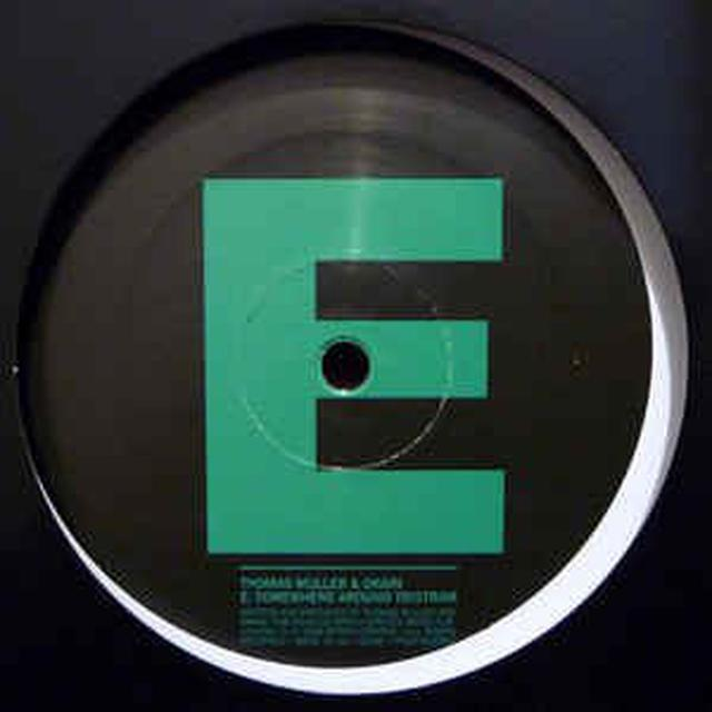 Muller & Okain SOMEWHERE AROUND TRISTRAM Vinyl Record
