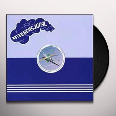 Mano Le Tough OBLIQUE Vinyl Record
