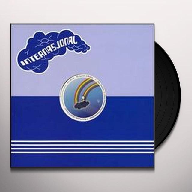 Dj Ageishi & Ackin RAIN PARADE Vinyl Record