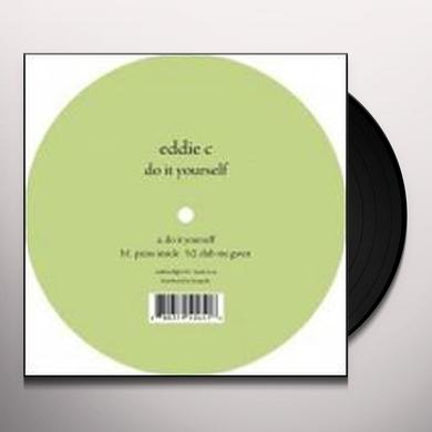 Eddie C DO IT YOURSELF Vinyl Record
