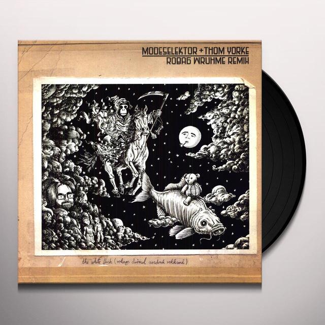 Robag Wruhme REKKSMI SESSIONS Vinyl Record