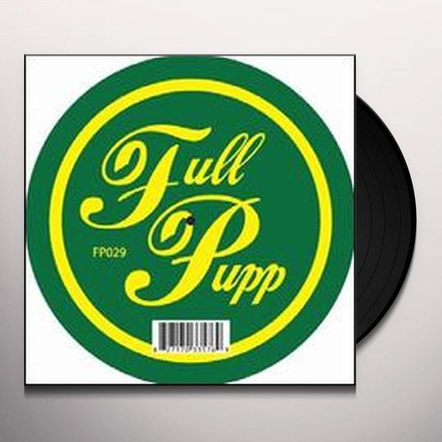Telephones KANAL Vinyl Record