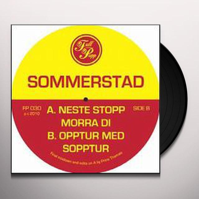 Giuseppe Cennamo NESTE STOPP MORRA DI Vinyl Record