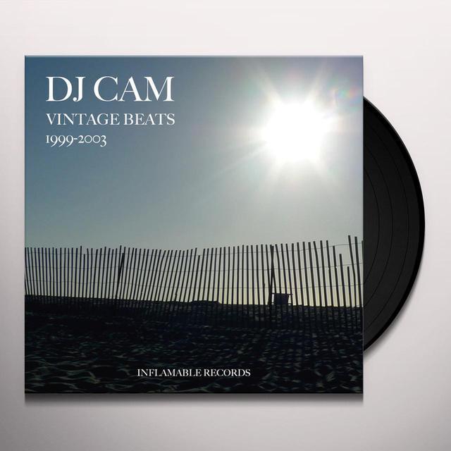 Dj Cam VINTAGE BEATS 1999-03 Vinyl Record