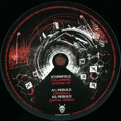Stormfield COLLAPSING SYSTEM Vinyl Record