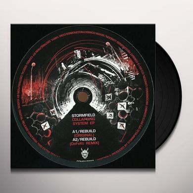 Stormfield COLLAPSING SYSTEM (EP) Vinyl Record