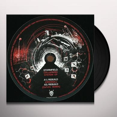 Stormfield COLLAPSING SYSTEM Vinyl Record