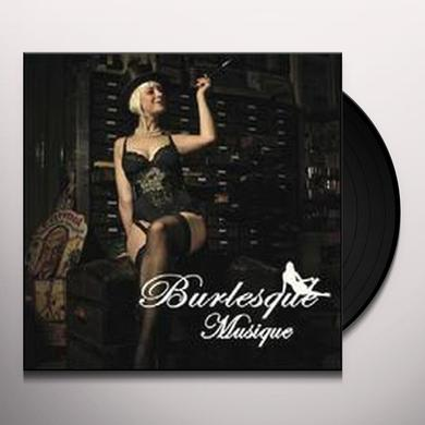Budzillus & Shemian TAKSI TAKSI Vinyl Record