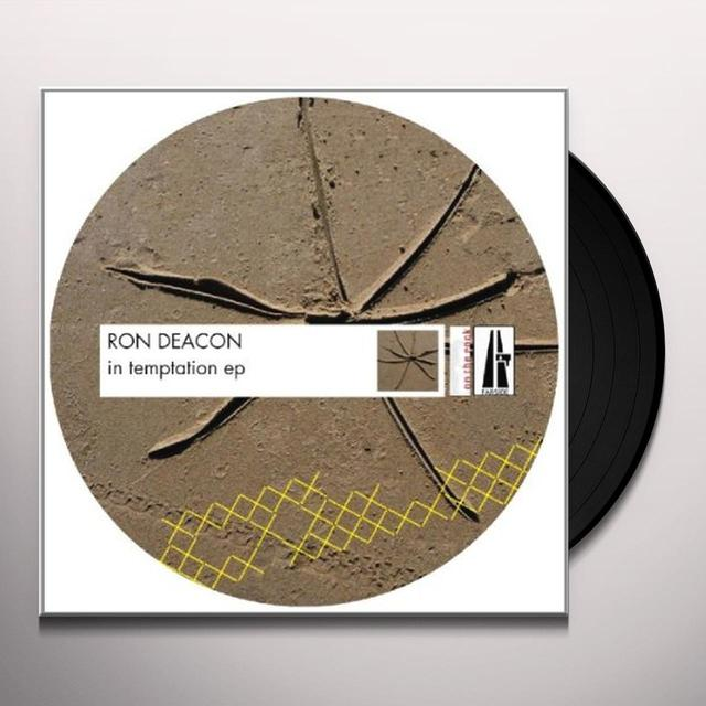 Ron Deacon IN TEMPTATION (EP) Vinyl Record