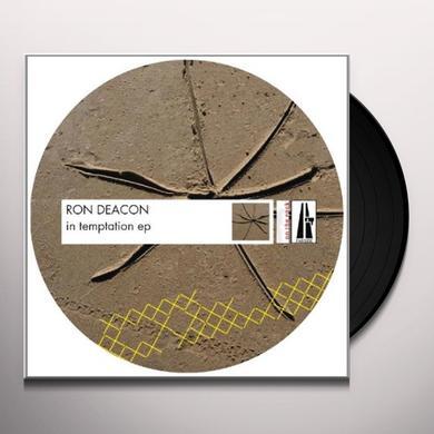 Ron Deacon IN TEMPTATION Vinyl Record