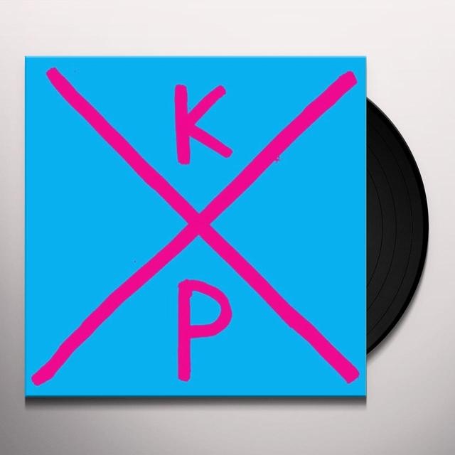 K-X-P EASY Vinyl Record - 180 Gram Pressing, Digital Download Included