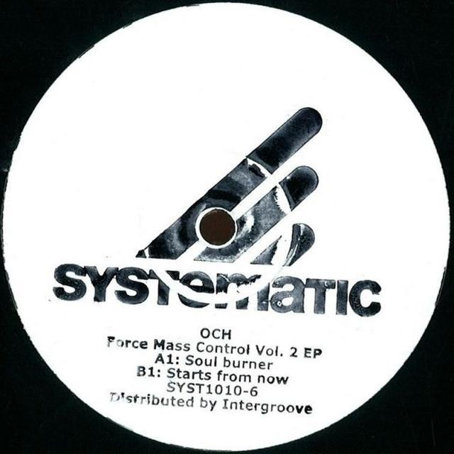 Och FORCE MASS CONTROL 2 Vinyl Record