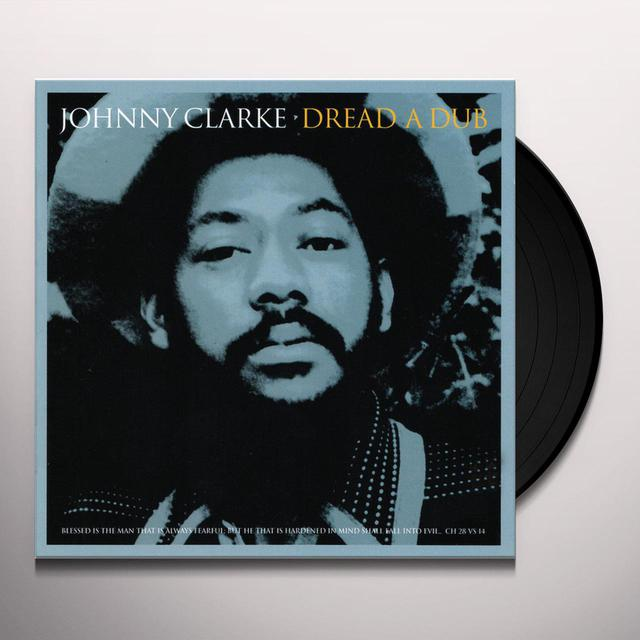 Johnny Clarke DREAD A DUB Vinyl Record