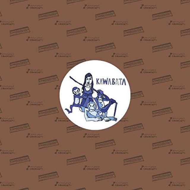 Kawabata PERSUASION Vinyl Record