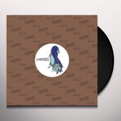 Langenberg JUDGEMENT DAY Vinyl Record