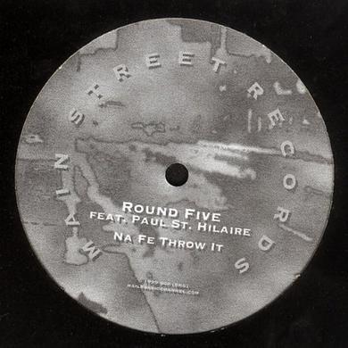 Round 5 NA FE THROW IT Vinyl Record
