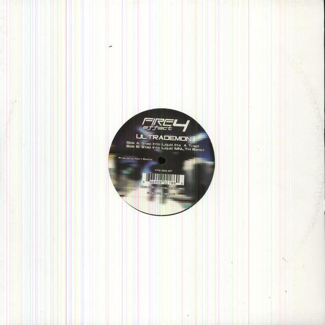 Ultrademon STEP INTO LIQUID Vinyl Record