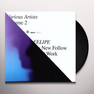NEW FOLLOW / VARIOUS Vinyl Record