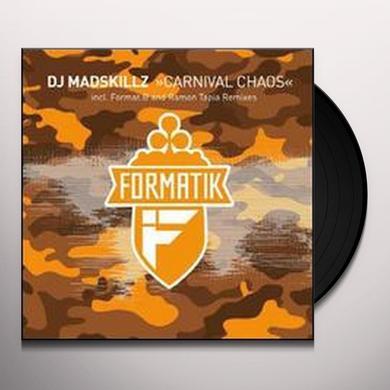 Dj Madskillz CARNIVAL CHAOS Vinyl Record
