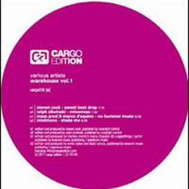 WAREHOUSE 1 / VARIOUS Vinyl Record