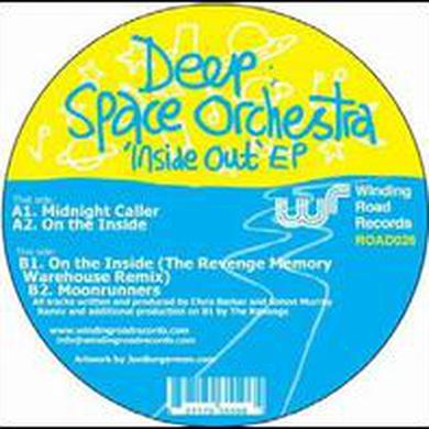 Deep Space Orchestra INSIDE OUT Vinyl Record