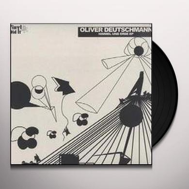 Oliver Deutschmann HIMMEL UND ERDE (EP) Vinyl Record