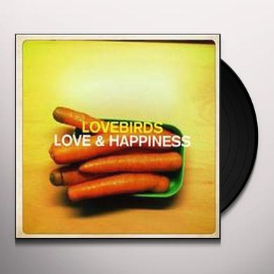 Lovebirds LOVE & HAPPINESS Vinyl Record