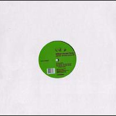 William Kouam Djoko JAMMIN ALL OVER EUROPE Vinyl Record