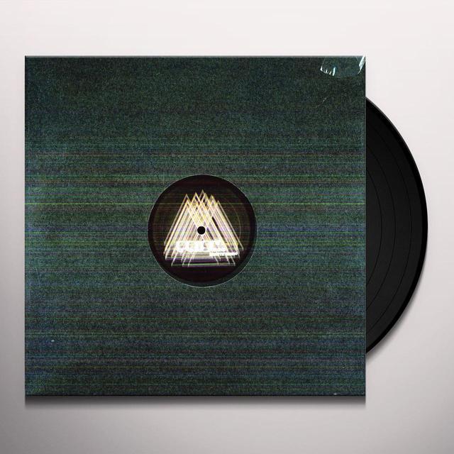 Brian Sanhaji & Attemporal PRISM Vinyl Record