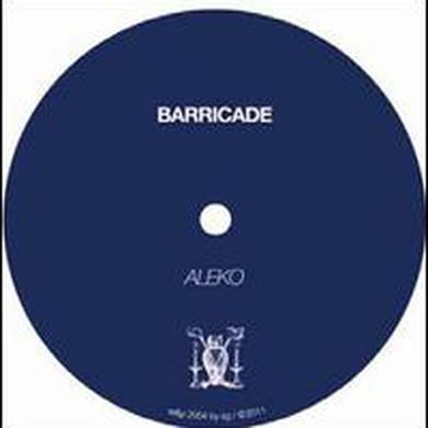 Barricade ALEKO Vinyl Record