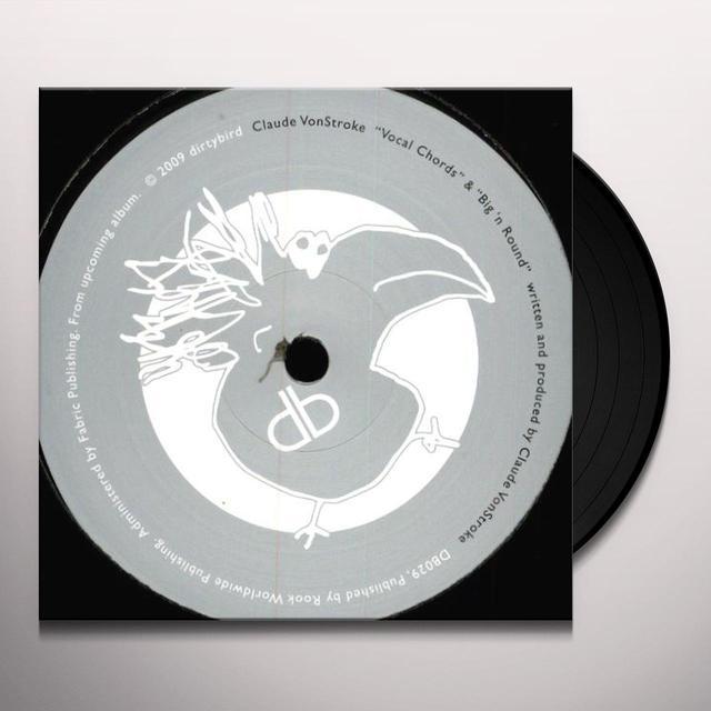 Claude Vonstroke BIRD BRAIN (EP) Vinyl Record