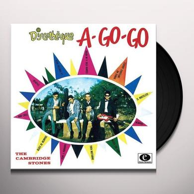Cambridge Stons DICOTHEQUEA-GO-GO Vinyl Record