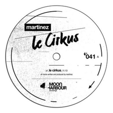 Martinez LE CIRKUS Vinyl Record