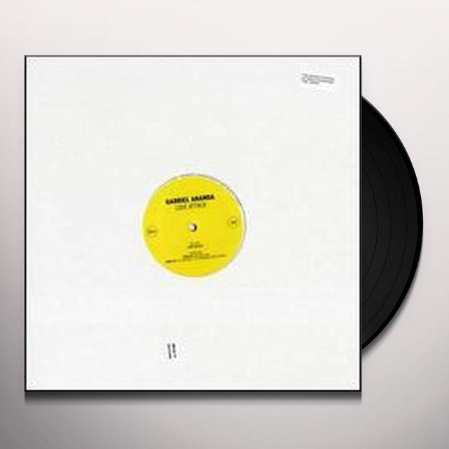Gabriel Ananda LOVE ATTACK Vinyl Record