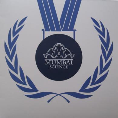 Mumbai Science GOLD Vinyl Record