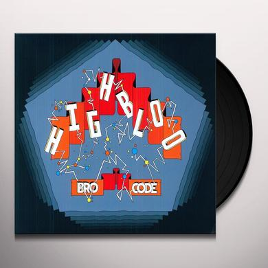 Highbloo BRO CODE Vinyl Record