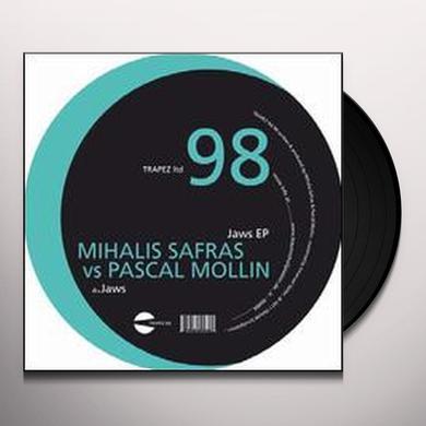 Mihalis Vs. Pascal Mollin Safras JAWS Vinyl Record