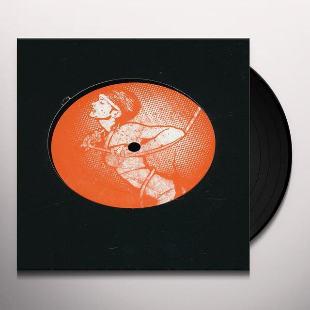 DJ T-Rock & Squashy Nice INNER JUKEBOX REMIX Vinyl Record