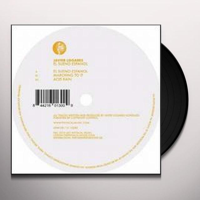 Javier Logares EL SUENO ESPANOL Vinyl Record