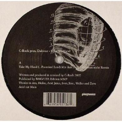 C-Rock.Mille & Mr.Hirsch PUSH YOU Vinyl Record