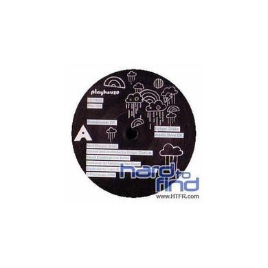 Holger Zilske & Dave Dk RAINSHOWER Vinyl Record