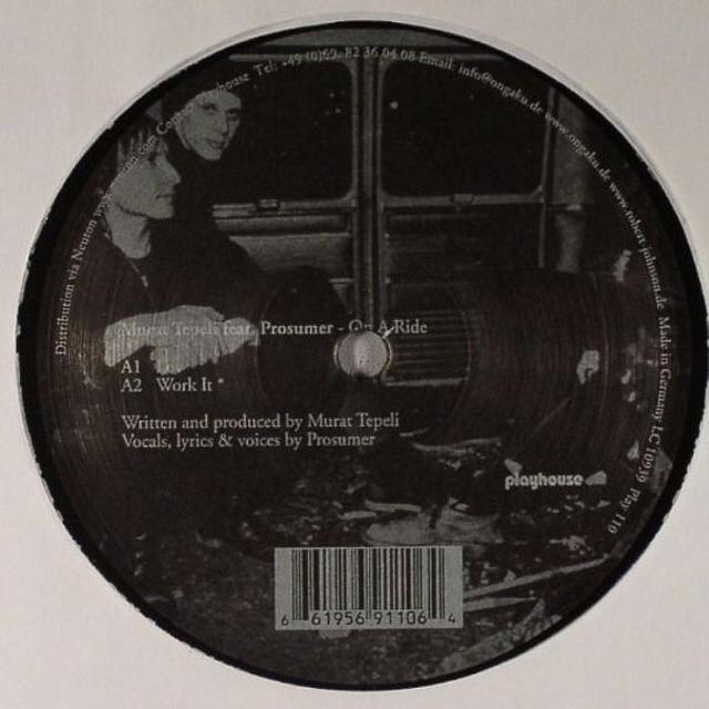Murat Tepeli ON A RIDE Vinyl Record