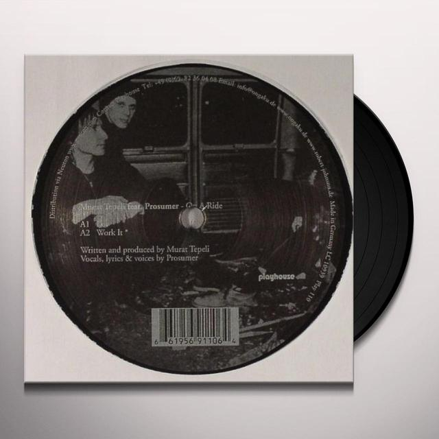 Murat Tepeli ON A RIDE Vinyl Record
