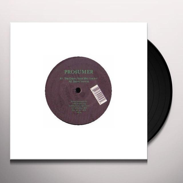 Prosomer CRAZE Vinyl Record