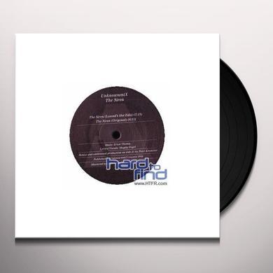 Unknownmix SIREN Vinyl Record
