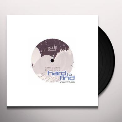Isolée WESTERN EDITS PT. 1 Vinyl Record