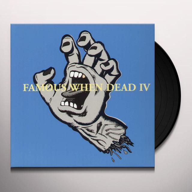 FAMOUS WHEN DEAD 04 / VARIOUS Vinyl Record