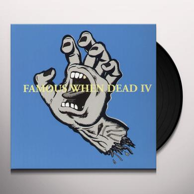 FAMOUS WHEN DEAD 04 / VARIOUS Vinyl Record