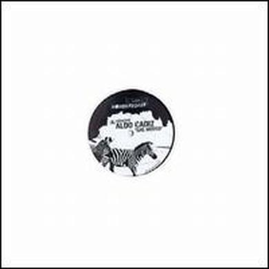 Aldo Cadiz SHE MOVED/YEMAYA Vinyl Record